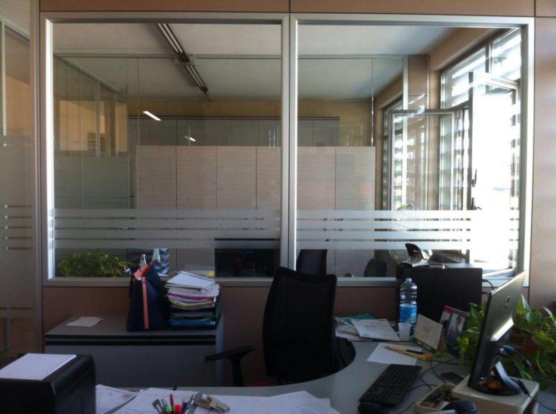 Arredamento Per Ufficio Online Installazione Parete Vetrata Con